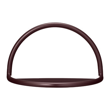 Angui Iron Shelf - Bordeaux - 39cm