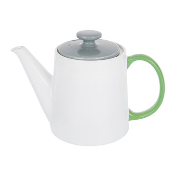 My Teapot - White/Gray/Green