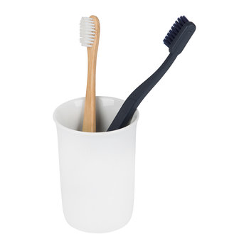 DW 609 Toothbrush Holder - Porcelain White