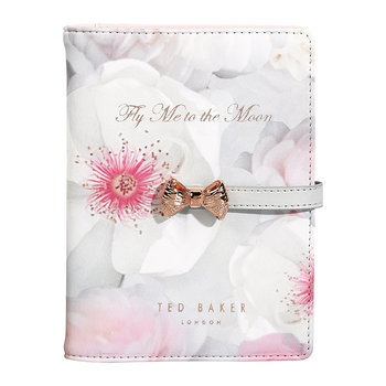 Chelsea Border Travel Document Holder