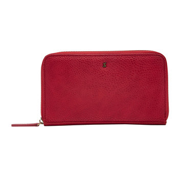 Fairford Bright Purse - Red