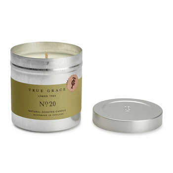Walled Garden Candle in Tin - Lemon Tree - 250g
