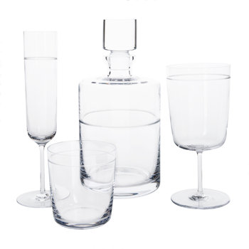 Verres à Whisky Bande - Lot de 2