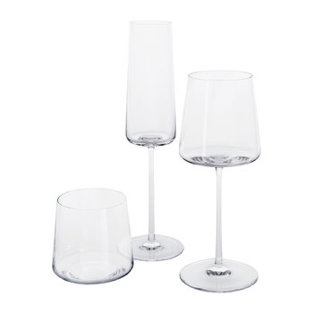 Metropolitan Glass Tumblers - Set of 2