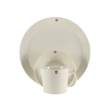 Teema Side Plate - White