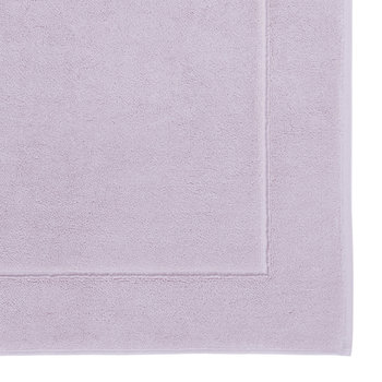 London Square Bath Mat - 60x60cm - Lilac