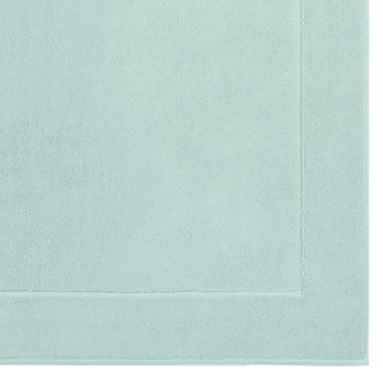 London Bath Mat - 60x100cm - Mist Green