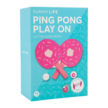 Ping-Pong Plage - Donut