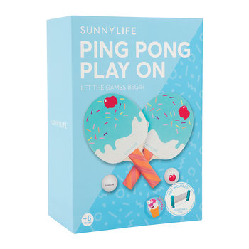 Ping-Pong Plage - Glace