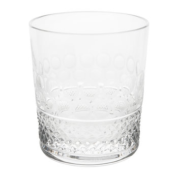 Precious Pearls Glass Tumbler