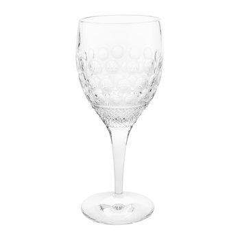 Precious Pearls Wine Glass