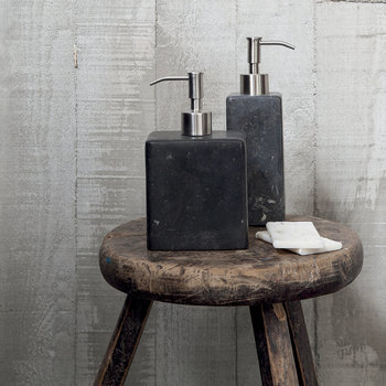 Hammam Soap Dispenser - Dark Grey