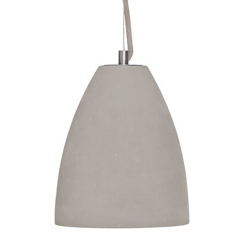 Millbank Pendant Light - Polymer Concrete - Small