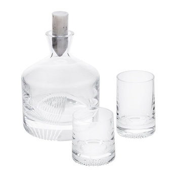 Alba Whisky Decanter - Short