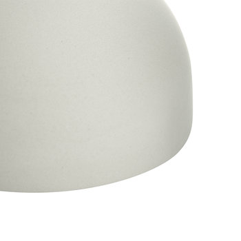 Cast Table Lamp - Grey