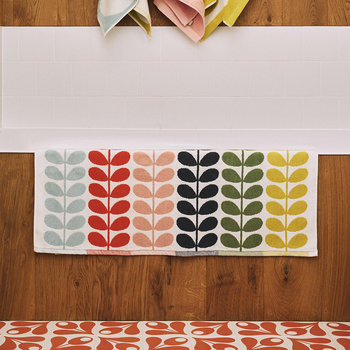 Multi Stem Bath Mat - Classic