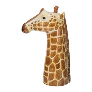 Ceramic Giraffe Vase - Large