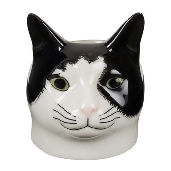 Moggy Egg Cup - Barney