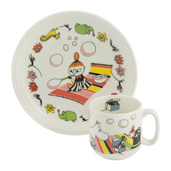 Moomin Children's Set - Little My