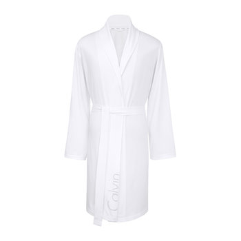 Modern Body Bathrobe - White