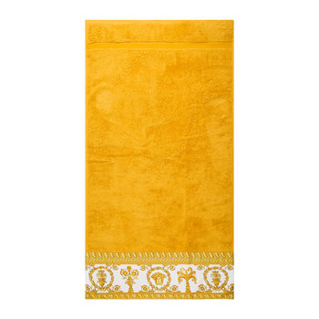 Barocco&Robe Towel - Gold