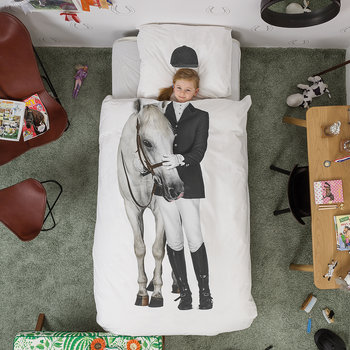 Jockey Duvet Set - Double