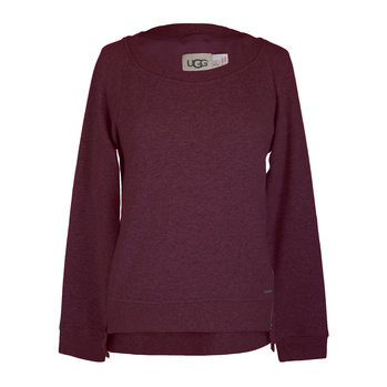 Women's Morgan Sweatshirt - Port Heather