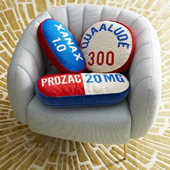 Prozac Pillow