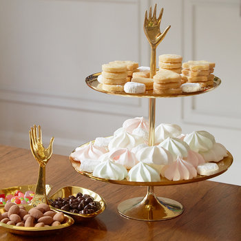 Eve Two-Tier Cake Stand