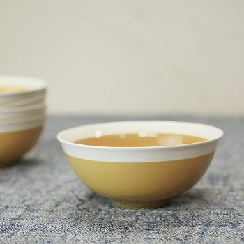 Datia Bowl - Mustard