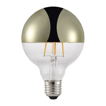 Avra E27 LED Metallic Bulb - Brass