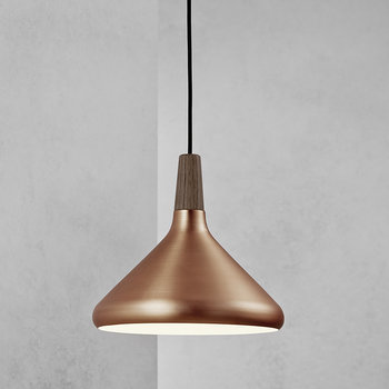 Float 27 E27 Pendant - Copper
