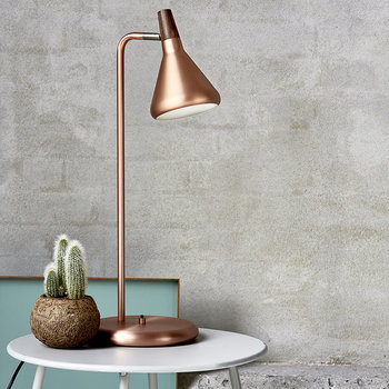 Float Table Lamp - Copper