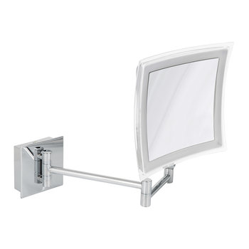 BS 84 Touch Cosmetic Mirror - Chrome