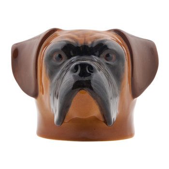 Boxer Dog Egg Cup