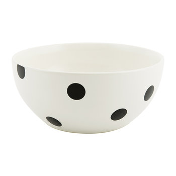 Deco Dot Pasta Bowl