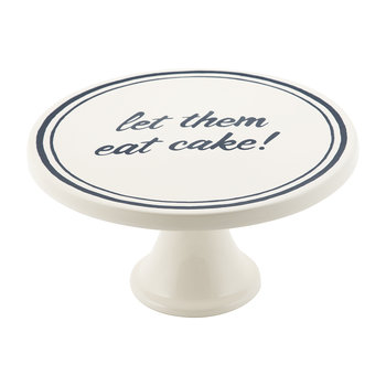 Order's Up Cake Plate
