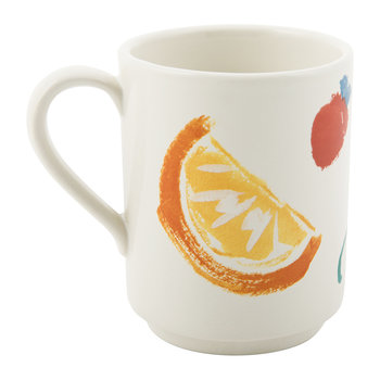 Pretty Pantry Accent Mug - Fruit