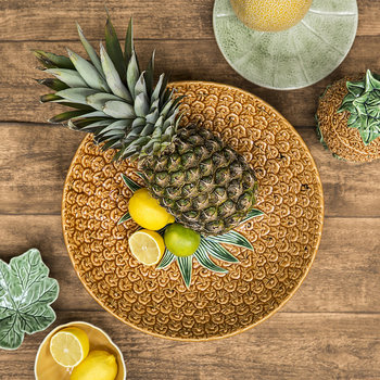 Pineapple Salad Bowl