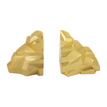 Rock Bookends - Set of 2