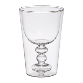Double Walled Cocktail Glasses - Set of 2 - Spritz