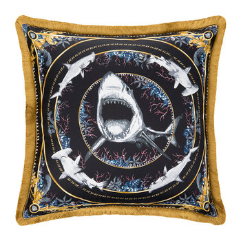 Silk Animal Pillow - 50x50cm - Bruce