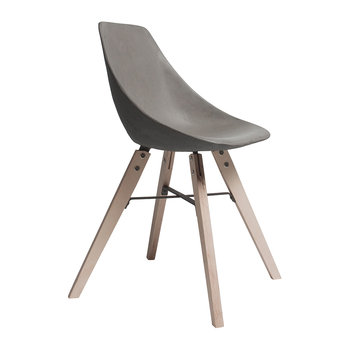 Hauteville Plywood Feet Chair