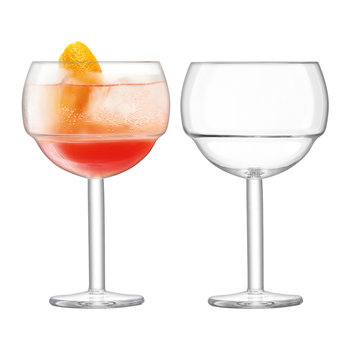 Mixologist Cocktail Balloon Glass - Set of 2