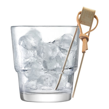 Mixologist Cocktail Ice Bucket & Tongs