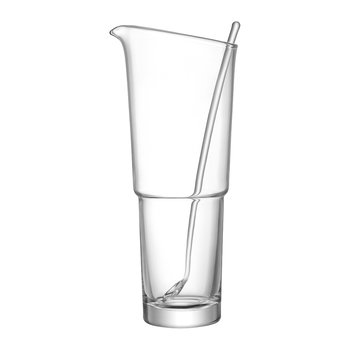 Mixologist Cocktail Pitcher & Stirrer Set - 1.6L