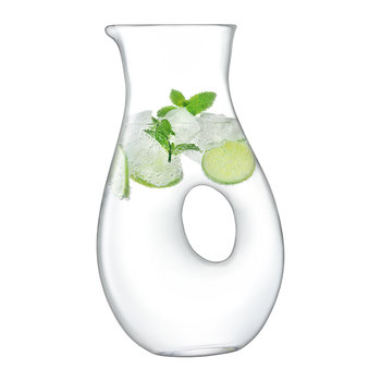 Ono Glass Pitcher