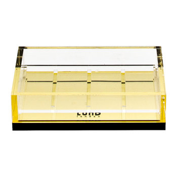 Flash Gold Acrylic Soap Dish