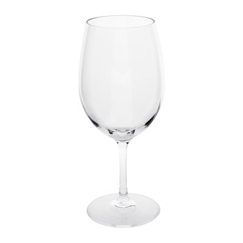 Bistrot Acrylic Wine Glass - Clear