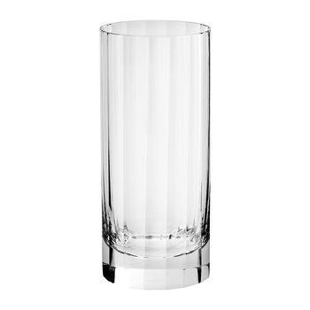 Fluted Highball Glass